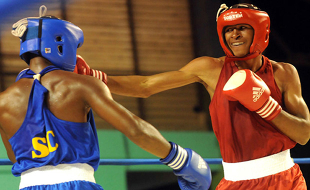 Iranian Boxer Reserves his Place in 2012 Olympics