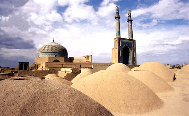 Yazd, the land of magnificent windcatchers